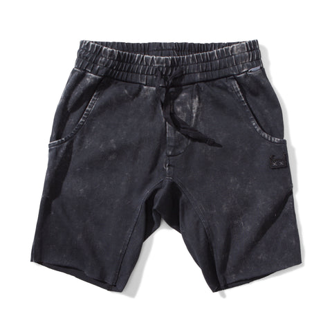 S18 Munster Kids Ollie Short - Pigment Black (Drop 3)