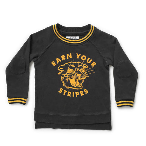 Pop Factory Shop W17 Earn Yo Stripe Crew