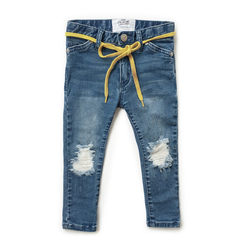 Pop Factory Shop W17 RIP Denim Jeans