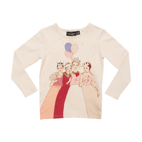 Rock Your Kid W17 Party Girls LS T-Shirt