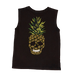 S18 Rock Your Kid Pineapple Skull Muscle Tank