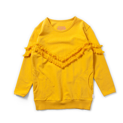 Missie Munster W17 Pony Ride Jumper - Gold