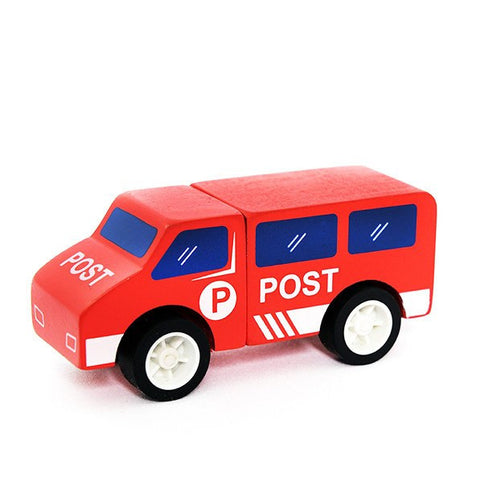 Click Clack - Post Van