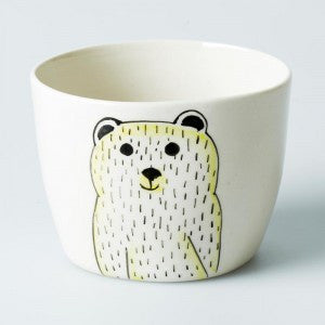 Jones and Co Essential Folk Bear Large Cup