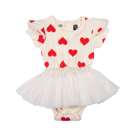 S17 Rock Your Baby Sweetheart Baby Circus Dress