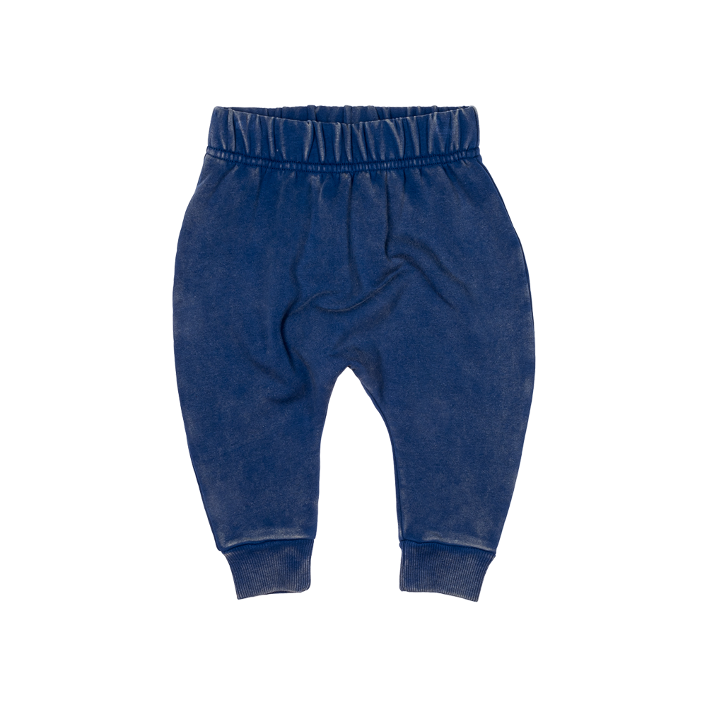 W18 Rock Your Baby Drop Crutch Pant - Indigo Blue
