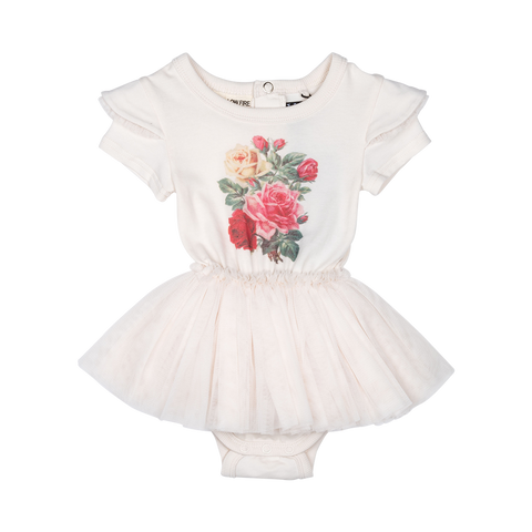 S17 Rock Your Baby Wild Flowers Baby Circus Dress
