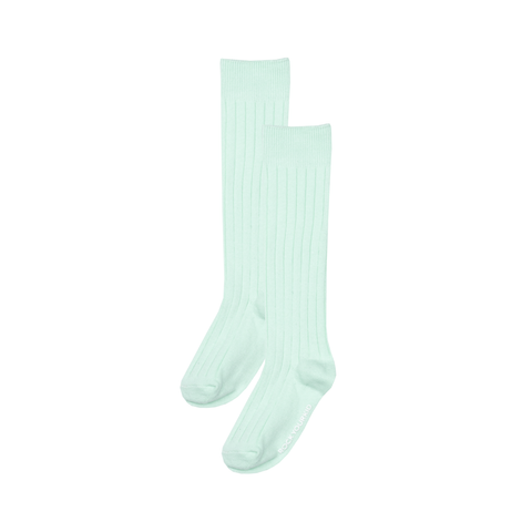 S17 Rock Your Kid Mint Knee High Socks