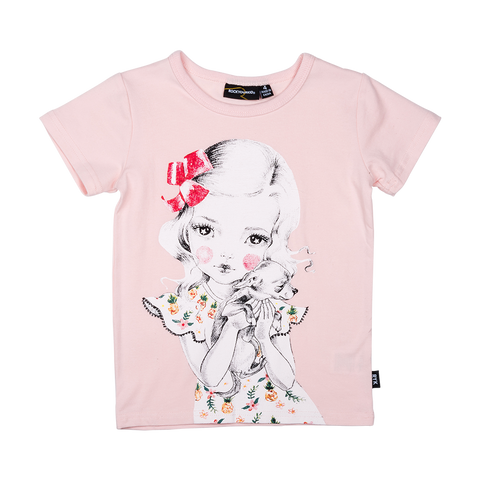 Rock Your Kid S17 Teacup Puppy SS Tee