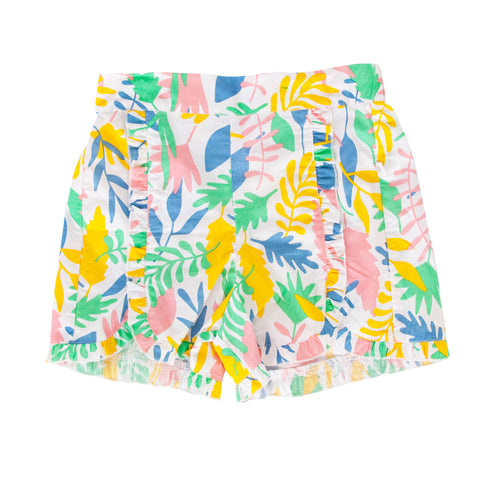 S18 Peggy Amara Shorts - Floral Abstract