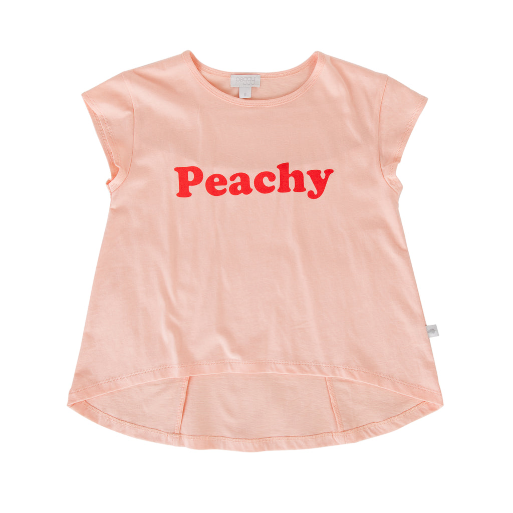 S18 Peachy Tee (Tween)