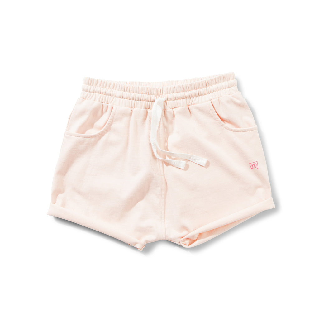 Missie Munster S16 Sammic Short - Dusty Pink - My Messy Room - 1