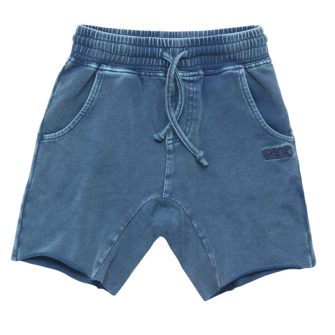 S18 Rock Your Kid Smash Short - Blue Wash (Pre-Order)