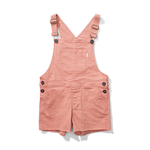 S18 Missie Munster Swatch Overalls - Washed Rose (Drop 3)