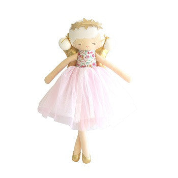 Alimrose Willow Fairy Doll- Flower Bouquet