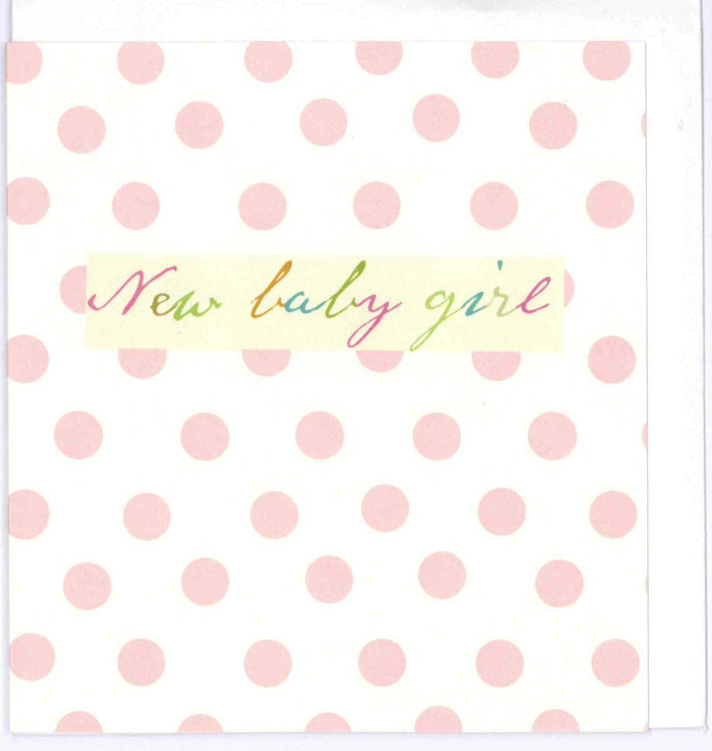 DTY002 Caroline G Card Dotty - My Messy Room