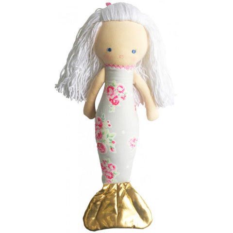 Alimrose Designs Mermaid Doll - Grey