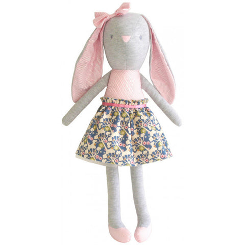 Alimrose Designs Pearl Bunny Cuddle Toy - Wildflower - My Messy Room
