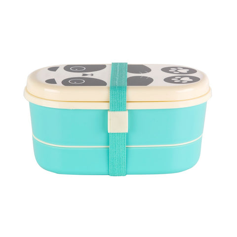 Sass & Belle Bento Lunch Box- Aiko Panda