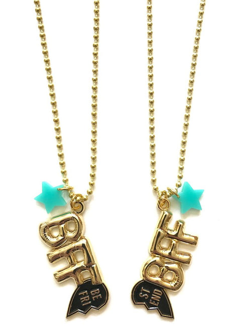 Gunner and Lux BFF Necklaces