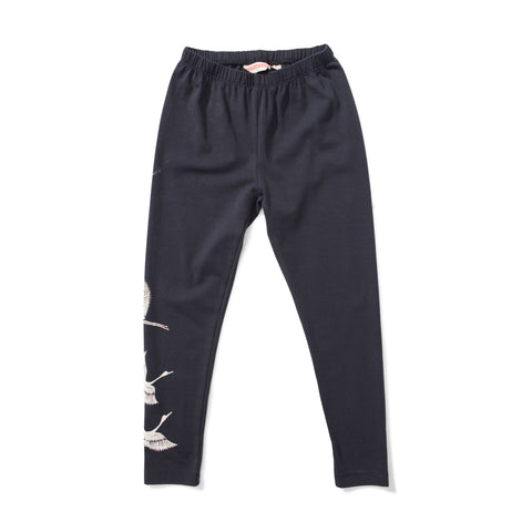 W18 Lil Missie Fly Fly Pant - Soft Black