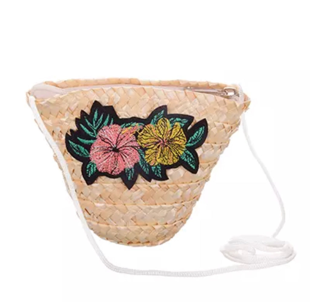 Sunshine Club Bouquet Cane Bag