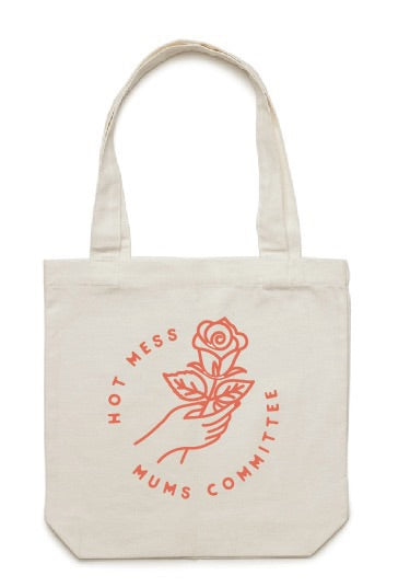 Sunshine Club Hot Mess Mums Committee Tote (Pre-Order)