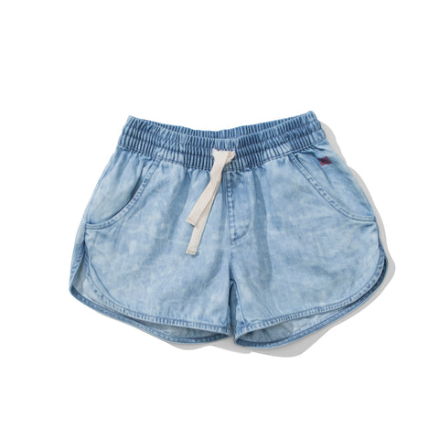 S17 Missie Munster Renix Denim Short