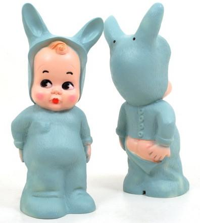 Heico Baby Lapin Lamp - Green