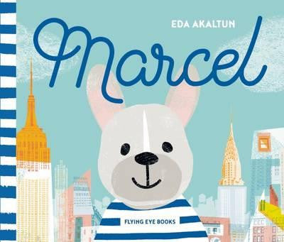 Marcel by Eda Akaltun - My Messy Room