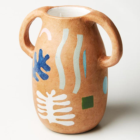 Jones and Co Matisse Handled Pot