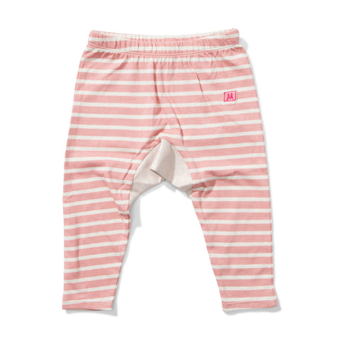 W18 Lil Missie Mazy Patch Pant - Desert Rose Stripe Pant