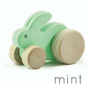 Bajo Small Rabbit- Mint