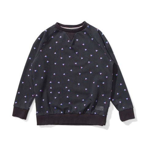 W18 Munster Kids Not Square Fleece Crew (Pre-Order)