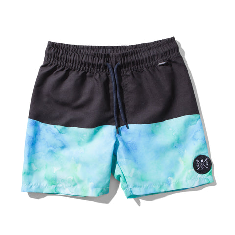 S17 Munster Kids Paint Boardshort