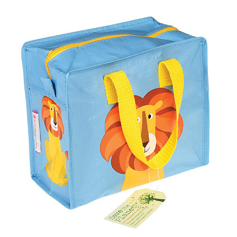 Charlotte the Lion Lunchbag