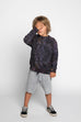 S18 Munster Kids Scribble Unbrushed Fleece Crew