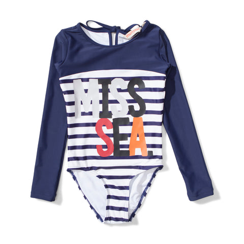 S18 Missie Munster Sea You L/S One Piece