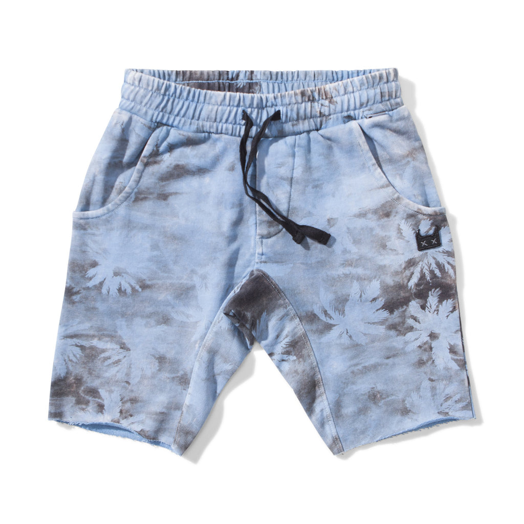S18 Munster Kids Shipwreck Fleece Short (Drop 2)