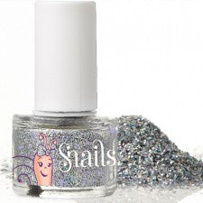 Snails Safe Nail Silver Glitter Dust