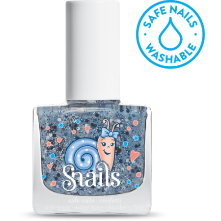 Snails Safe Nail Polish - Confetti Limited Edition