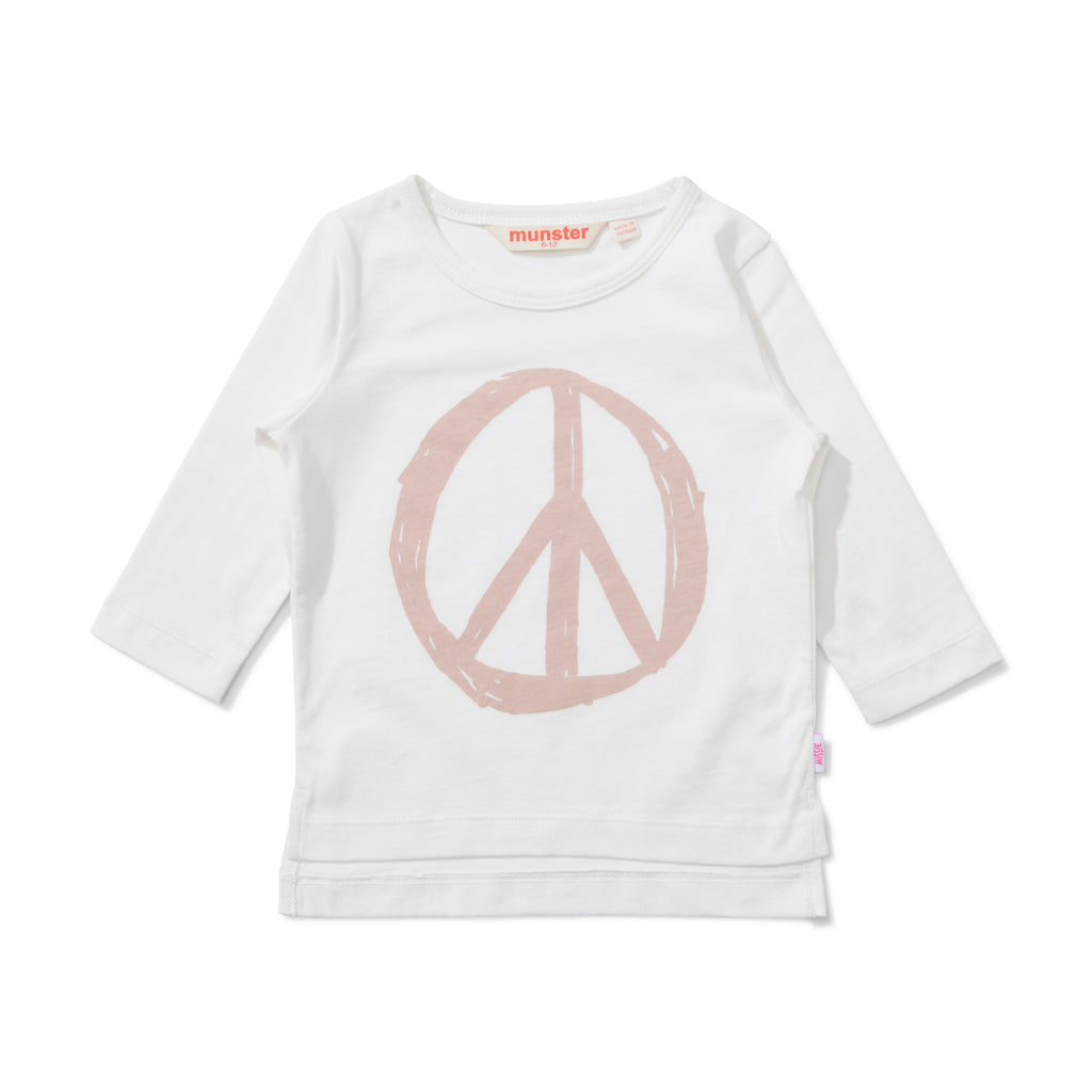 W18 Lil Missie Spread The World Tee