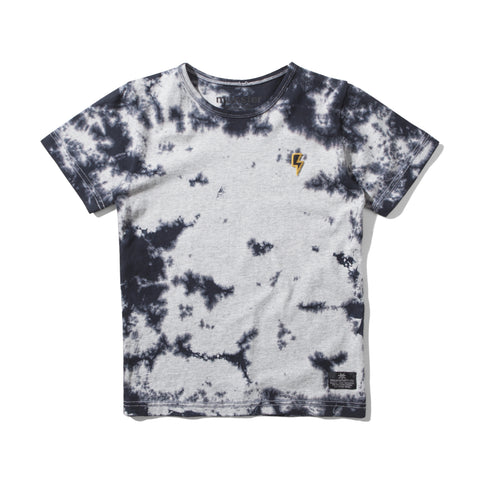 S17 Munster Kids Stained Tshirt - Grey Marle