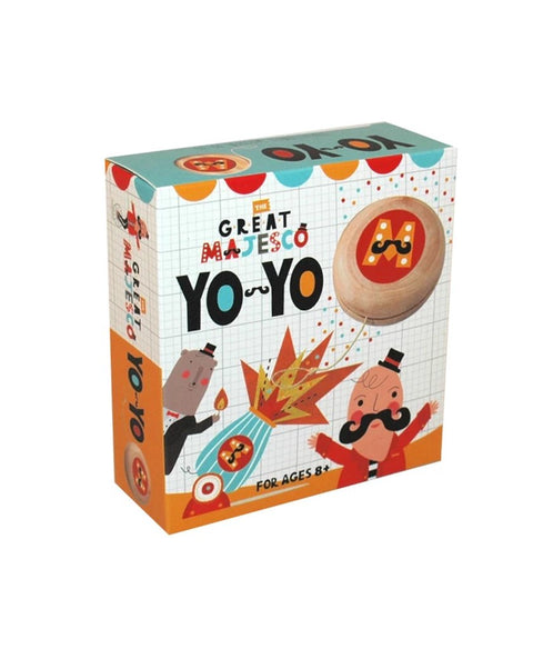 The Great Majesco Yoyo In a Box