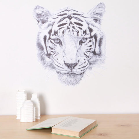 Love Mae Fabric Wall Decal - Tiger