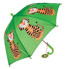 Colourful Creatures Umbrella - Tiger