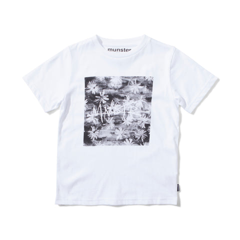 S18 Munster Kids Toucs Tee - White (Pre-Order)