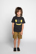 S18 Munster Kids Truck Grin Tee - Soft Black (Pre-Order)