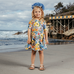S18 Rock Your Kid The Wild One Mabel Dress (Pre-Order)