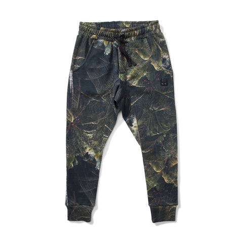 W18 Munster Kids Wild Things Trackpant- Jungle